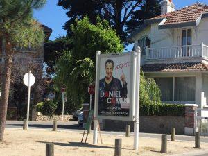 Daniel Camus : de l'humour à la Baule cet été !