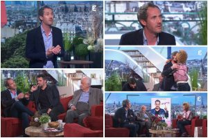 Daniel Camus – Emission Amanda (France 2) du 13/12/2016